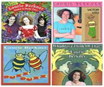 Laurie Berkner CD Set