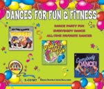 Dances for Fun & Fitness
