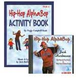Hip-Hop Alpha Activity Book by Peggy Cambell-Rush