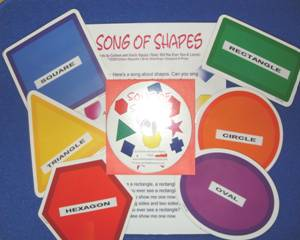 Song of Shapes