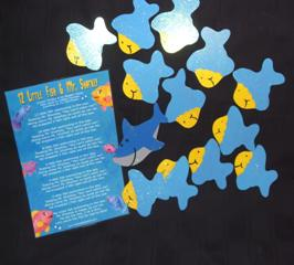 12 Fish & Mr. Sharky / 12 Little Fishes